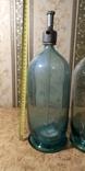 Сифон для газированной воды СССР 2 шт., фото №9