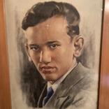 С. Пугачев 1939 Москва Пастель, фото №2