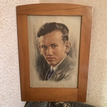 С. Пугачев 1939 Москва Пастель, фото №5