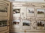 Книга альбом Германия первая мировая война с этикетками вкладышами, фото №4