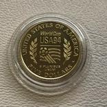 США 5$ 1994 год 8,35 грамм 900', фото №3