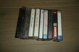 Аудиокассета кассета Konica Range Fuji и др. - 9 шт в лоте, фото №10