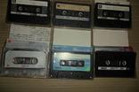 Аудиокассета кассета TDK Swat SNC и др. - 9 шт в лоте, фото №5