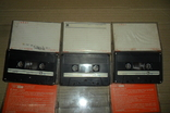 Аудиокассета кассета TDK Swat SNC и др. - 9 шт в лоте, фото №6