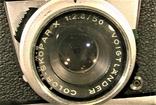 Фотоаппарат YoigHander Bessamatic  West Germany, фото №8