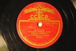 Пластинка Отрада-цыганская песня, Не говорите мне о нем-старинный романс, фото №4