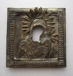 Оклад к иконе Казанской Божией Матери, фото №2