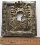 Оклад к иконе Казанской Божией Матери, фото №3