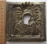 Оклад к иконе Казанской Божией Матери, фото №4