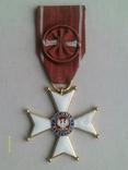 Орден Відродження Польщі 4 кл. Polonia Restituta. 1944., фото №2