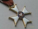 Орден Відродження Польщі 4 кл. Polonia Restituta. 1944., фото №4