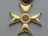 Орден Відродження Польщі 4 кл. Polonia Restituta. 1944., фото №7
