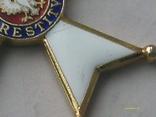 Орден Відродження Польщі 4 кл. Polonia Restituta. 1944., фото №10
