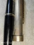 Ручка Саламандра серебро, фото №4