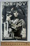 Фотографии 80-х гг. Manowar. Black Sabbath. Bon Jovi. Ozzy Osbourne, фото №4