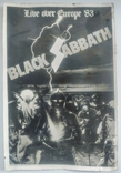 Фотографии 80-х гг. Manowar. Black Sabbath. Bon Jovi. Ozzy Osbourne, фото №6