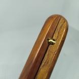 Деревянная коробочка для ручки. Надпись Marlboro, фото №7