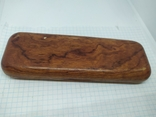 Деревянная коробочка для ручки. Надпись Marlboro, фото №8