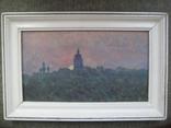 """П.Бредюк """"Чернигов. Елецкий монастырь"""", орг., м., 1990 год., фото №2"""