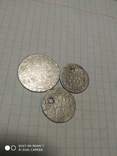 Шестак 1625 рік. І 2 трояки, фото №5