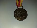 Медаль по бегу, фото №2