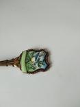 Ложка с эмалью, фото №6
