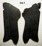 Люгер Р-08, накладки рукояти вар.1 . копия, фото №3