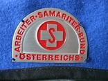 Берет австрийский Arbeiter.Samariter.Bund.Österreichs., фото №3