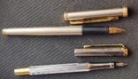 Две перьевые ручки(иридивое перо и нумерная), фото №2