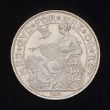 2 Кроны 1903 40 лет правления, Дания, фото №2