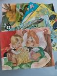 Кубики Наши Знакомые. СССР, фото №4