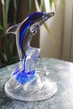 Дельфин стекло, Европа, фото №2