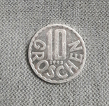 Австрия. 10 грошенов 1993., фото №3