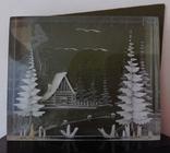 1970-е  Сувенир настольный Избушка у реки. СССР, фото №4