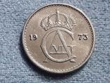 Швеция 10 эре 1973 года, фото №3