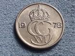 Швеция 10 эре 1978 года, фото №3