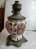 Лампа старинная, фото №3