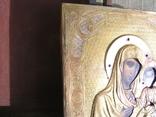 Икона  Смоленская   Пресвятая Богородица в киоте, фото №12