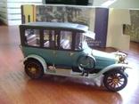Руссо Балт Лимузин СССР 1:43 в родной коробке, фото №4