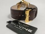 Новые Glycine Combat Classic Automatic Silver Dial Men's Watch GL0121, фото №8