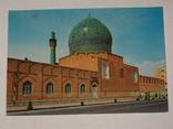 Открытка 1950-1980 годы Мечеть  №133, фото №3