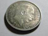 2 кроны 1912 Дания. серебро, фото №3