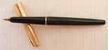 """Новая американская перьевая ручка """"Universal"""". Перо EF. Пишет мягко и тонко., фото №2"""