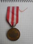 Медаль Победы и Свободы Польша, фото №6