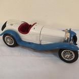 Автомобиль Alfa Romeo 2300 Spider (1932). Bburago. Италия, фото №2