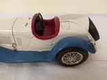 Автомобиль Alfa Romeo 2300 Spider (1932). Bburago. Италия, фото №7