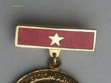 """Медаль """"Polakom byym onierzom Armii Czerwonej"""" золотого кл., фото №6"""