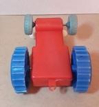 Игрушка Трактор длина 12 см, фото №3