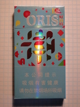 Сигареты ORIS