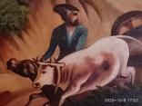 Картина маслом на холсте, фото №8